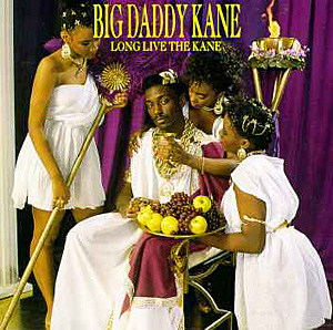 Big Daddy Kane Long Live the Kane