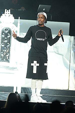 Asap Rocky Tour Los Angeles
