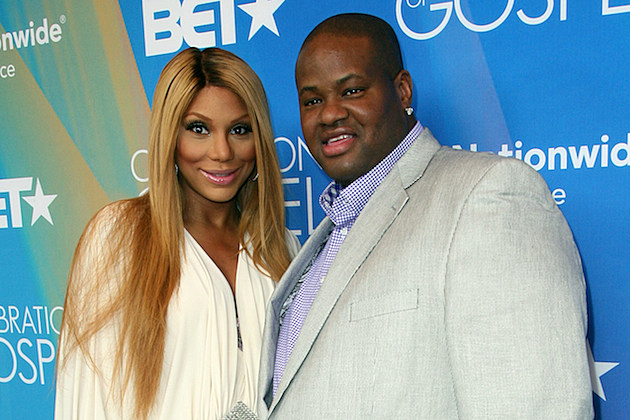 Tamar Braxton and Vince Herbert! The couple welcomed a baby boy ...