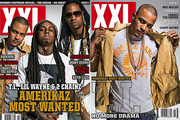 Tip Weezy Chainz / T.I.