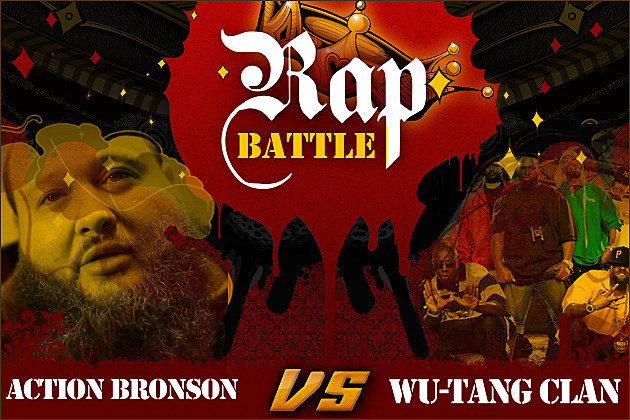 Action Bronson Wu Tang Clan