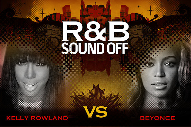 Kelly Rowland Beyonce