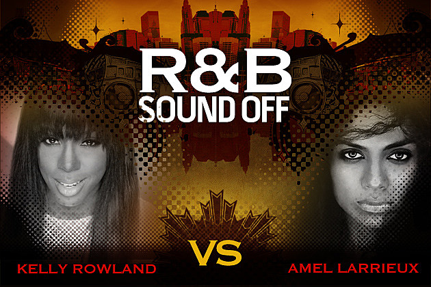 Kelly Rowland Amel Larrieux