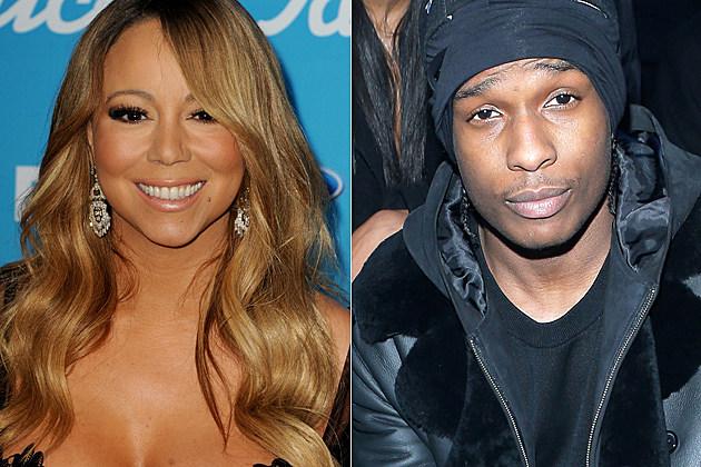Mariah Carey Asap Rocky