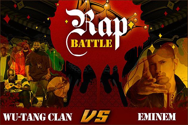 Eminem Wu Tang Clan