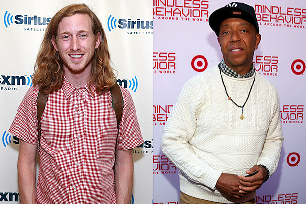 Asher Roth Russell Simmons