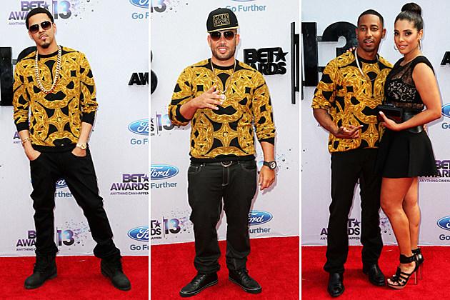 J. Cole, DJ Drama, Brandon T. Jackson