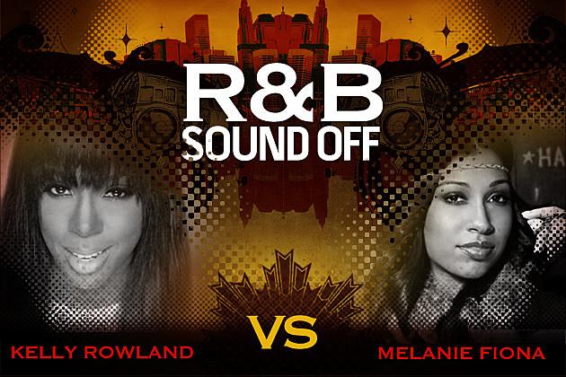 Kelly Rowland Melanie Fiona