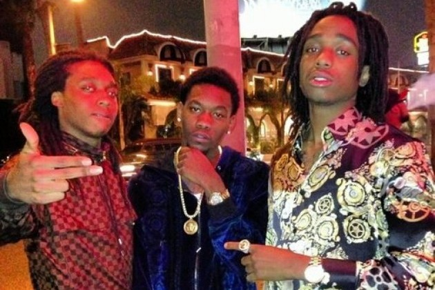 Migos Talks Everyone Rapping On Versace, New Mixtape With Soulja ...