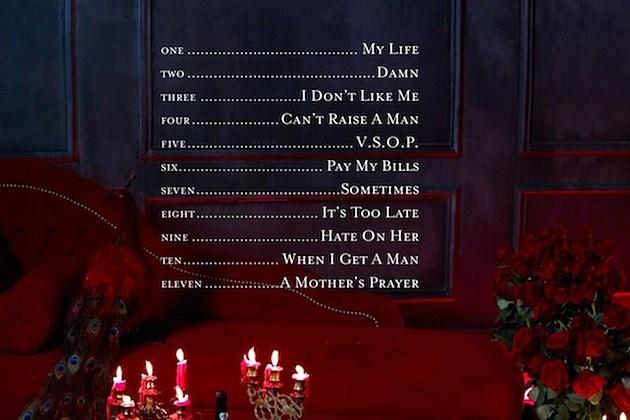 Rebellious Soul Tracklist