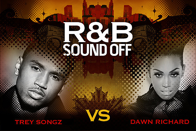 Trey Songz Dawn Richard
