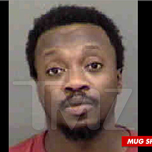 Anthony Hamilton Mugshot
