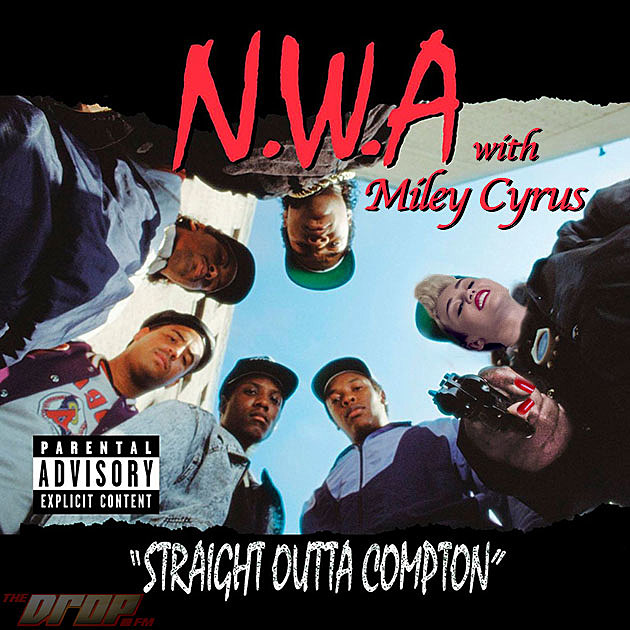 See miley cyrus on classic hip hop album covers for Classic house albums 90s