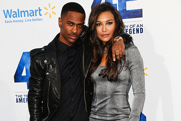 Big Sean Naya Rivera