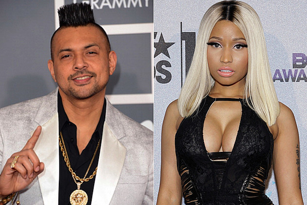Sean Paul Nicki Minaj