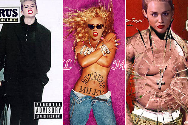 Miley Cyrus Hip Hop Covers