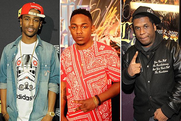 Big Sean Kendrick Lamar Jay Electronica