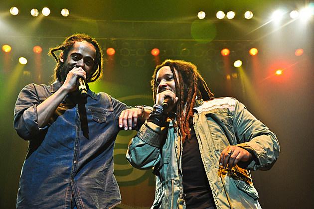 Damian Marley, Stephen Marley