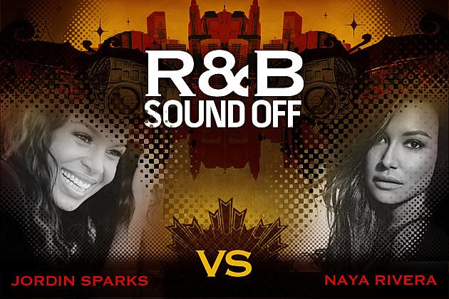 Jordin Sparks Naya Rivera