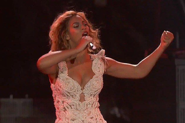 Beyonce Made In America