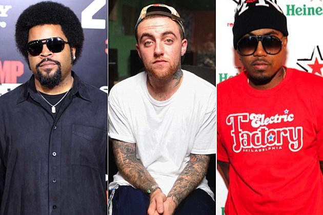 Ice Cube Mac Miller Nas