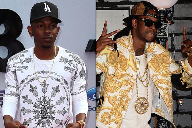Kendrick Lamar, 2 Chainz to Perform at 2013 BET Hip-Hop Awards