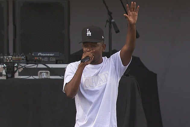 Kendrick Lamar Made In America