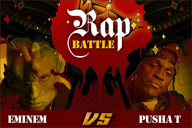Eminem Pusha T