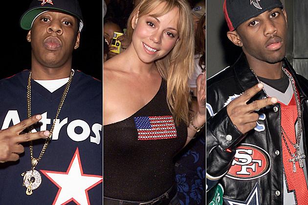 Jay Z Mariah Carey Fabolous