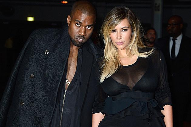 Kanye West, Kardashian