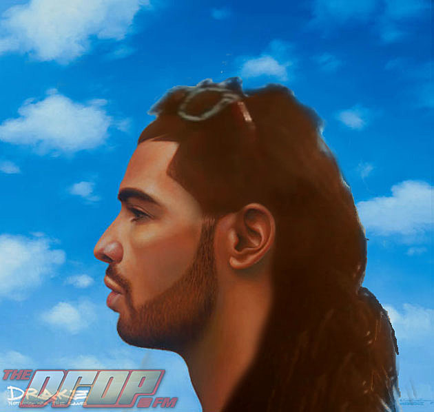 see drake�s �nothing was the same� album cover with crazy