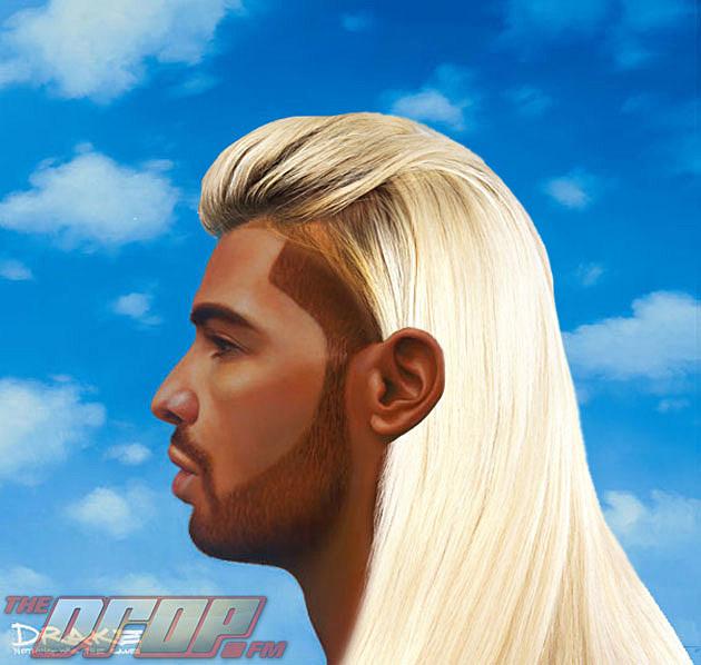 Long Blond Drake