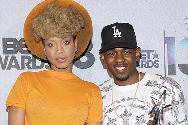 Erykah Badu Kendrick Lamar
