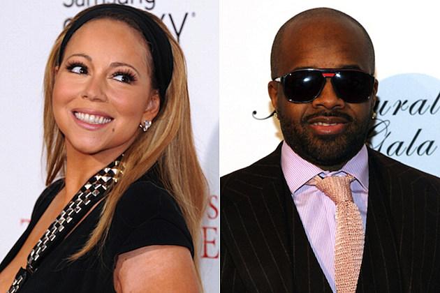 Mariah Carey Jermaine Dupri