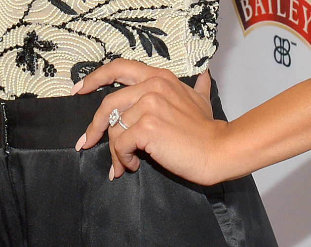 Naya Rivera's Ring