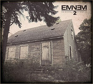 eminem marshall mather lp 2